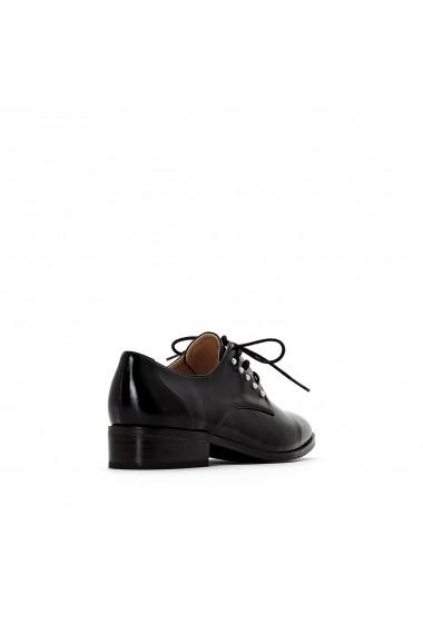 Pantofi La Redoute Collections GER092 negru