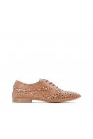 Pantofi La Redoute Collections GFM655 maro