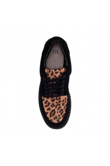 Pantofi La Redoute Collections GGP192 animal print