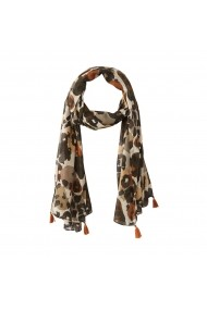 Esarfa La Redoute Collections GFZ874 animal print