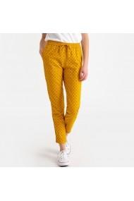 Pantaloni La Redoute Collections GFR805 portocaliu