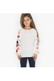 Bluza La Redoute Collections GEW563 ecru