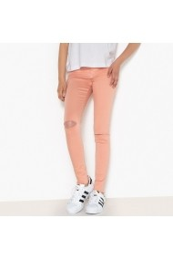 Pantaloni La Redoute Collections GEU223 roz