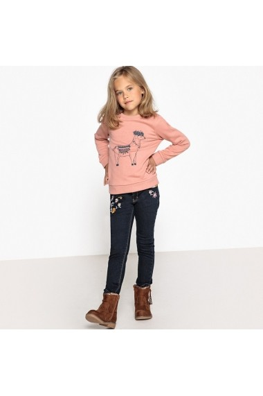 Jeans La Redoute Collections GEV774 bleumarin