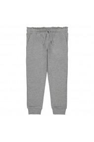 Pantaloni sport La Redoute Collections GFO181 gri
