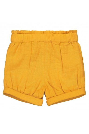 Pantaloni scurti La Redoute Collections GFP656 galben