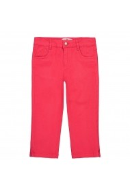 Pantaloni La Redoute Collections GFP807 rosu-corai