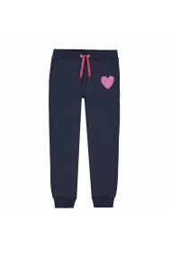Pantaloni sport La Redoute Collections GFQ585 bleumarin