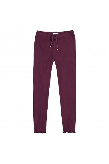 Pantaloni La Redoute Collections GGG577 bordo