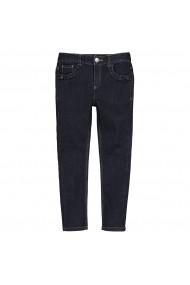Pantaloni La Redoute Collections GGL297 bleumarin
