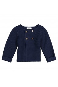 Cardigan La Redoute Collections GFN331 bleumarin