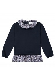 Pulover La Redoute Collections GGG043 bleumarin