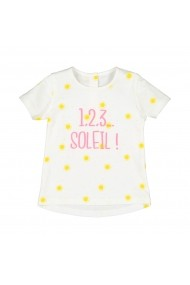 Tricou La Redoute Collections GFP621 ecru
