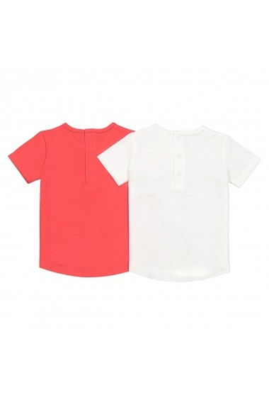 Set 2 tricouri La Redoute Collections GFR746 Multicolore