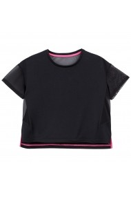 Tricou La Redoute Collections GFW375 negru
