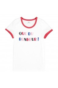 Tricou La Redoute Collections GGG495 alb