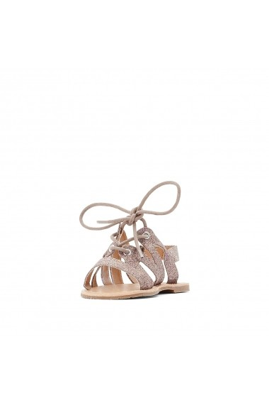 Sandale La Redoute Collections GFW871 roz