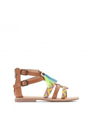 Sandale La Redoute Collections GFY233 maro