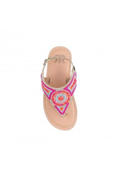 Sandale La Redoute Collections GGB478 roz