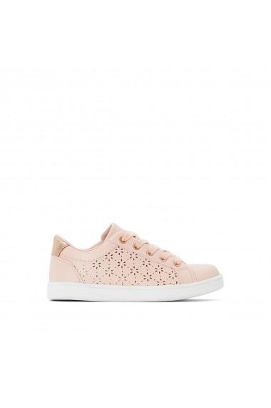 Pantofi sport La Redoute Collections GFM024 nude