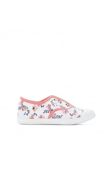 Pantofi sport La Redoute Collections GFR642 alb