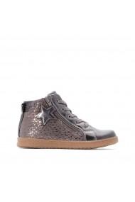 Pantofi sport La Redoute Collections GGM594 gri-bej