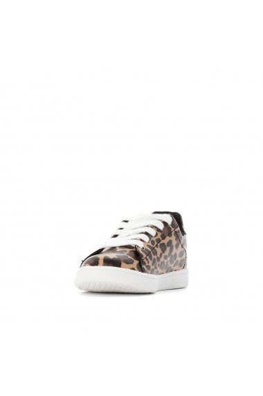 Pantofi sport La Redoute Collections GGQ712 animal print