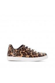 Pantofi sport La Redoute Collections GGQ712 animal print