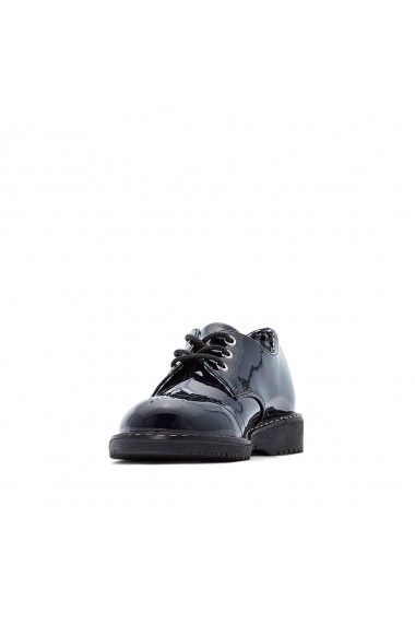 Pantofi derby La Redoute Collections GGM669 bleumarin