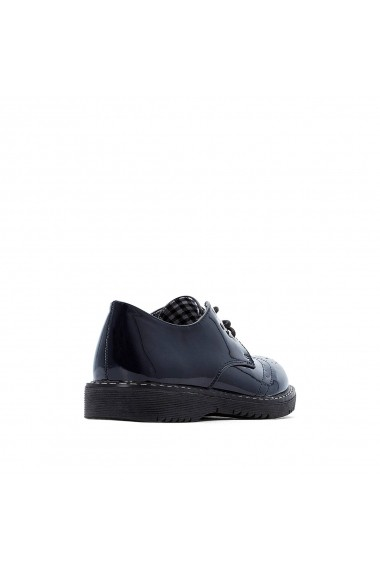 Pantofi derby La Redoute Collections GGM669 bleumarin