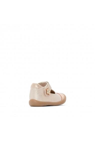 Pantofi La Redoute Collections GFY072 roz - els