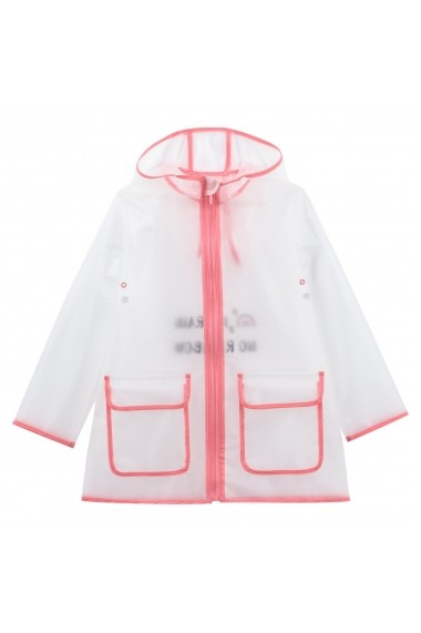 Jacheta de ploaie La Redoute Collections GFT591 transparent