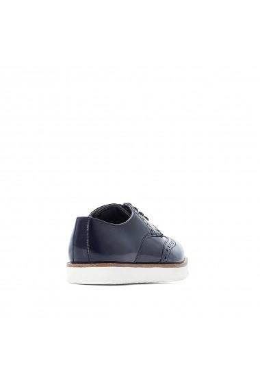 Pantofi La Redoute Collections GFX728 bleumarin - els