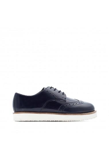 Pantofi La Redoute Collections GFX728 bleumarin