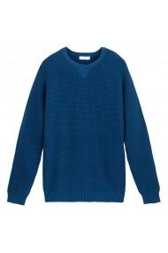 Pulover La Redoute Collections GEU925 albastru