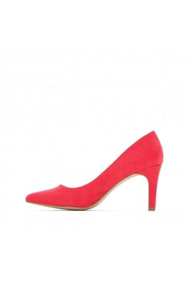 Pantofi cu toc La Redoute Collections GDO666 fuchsia
