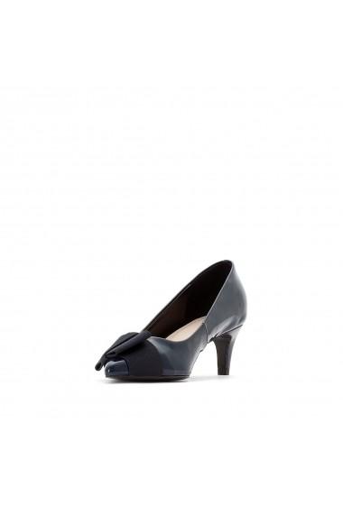 Pantofi cu toc La Redoute Collections GEV480 albastru