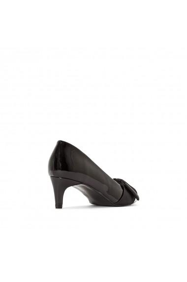 Pantofi cu toc La Redoute Collections GEV480 negru - els