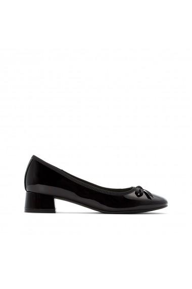 Pantofi cu toc La Redoute Collections GGP102 negru