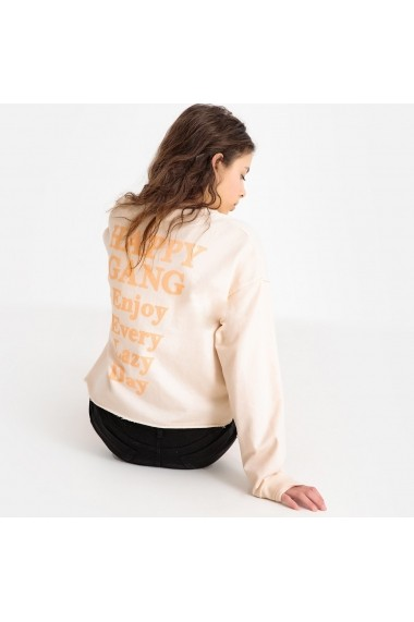 Bluza La Redoute Collections GFO011 roz