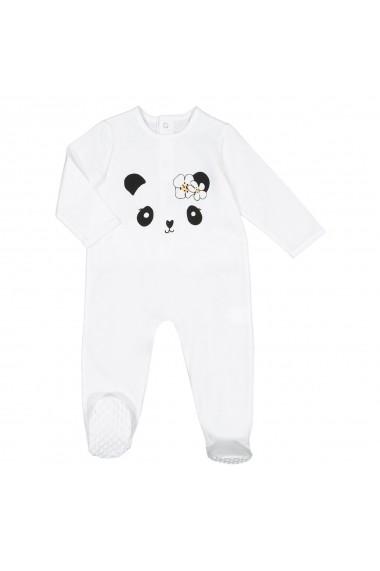 Pijama La Redoute Collections GFJ628 ecru