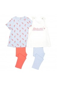 Set 2 pijamale La Redoute Collections GFO078 Multicolore