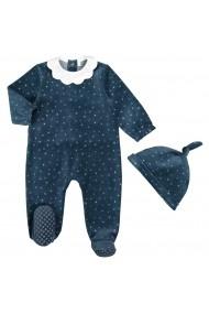 Pijama La Redoute Collections GGD012 bleumarin