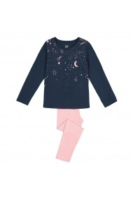 Pijama La Redoute Collections GGE876 bleumarin