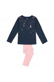 Pijama La Redoute Collections GGE876 bleumarin