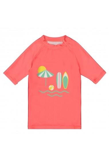 Costum de baie La Redoute Collections GFO438 rosu-corai
