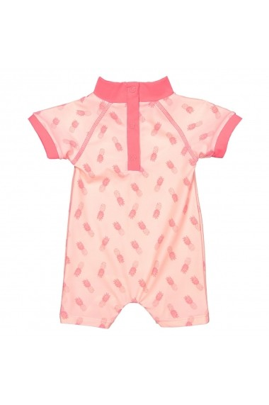 Costum de baie La Redoute Collections GFO841 roz