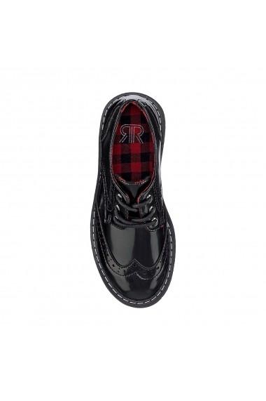 Pantofi La Redoute Collections GGT857 negru