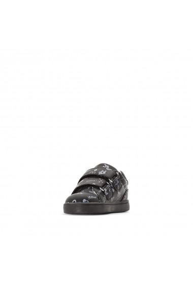 Pantofi sport La Redoute Collections GET354 negru - els