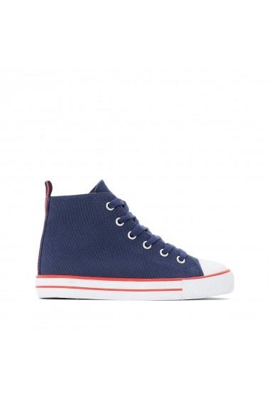 Pantofi sport La Redoute Collections GFR600 bleumarin - els